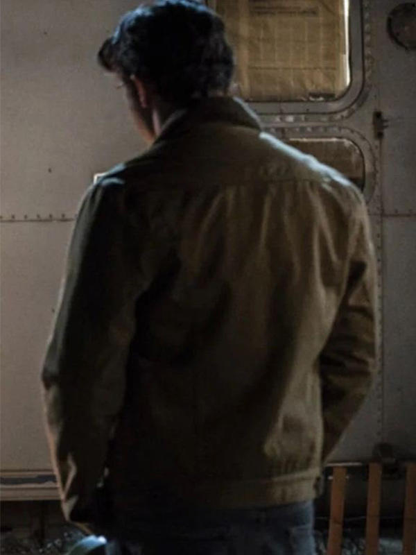 Roswell, New Mexico Season 2 Nathan Parsons Cotton Jacket