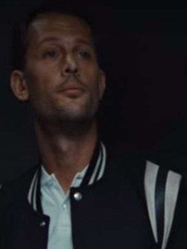 Nicolas Duvauchelle Lost Bullet 2020 Areski Bomber Cotton Jacket