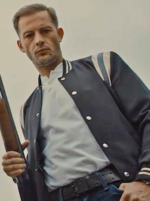 Areski Lost Bullet 2020 Nicolas Duvauchelle Cotton Bomber Jacket