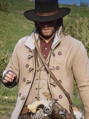 Red Dead Redemption Scout Corduroy Jacket