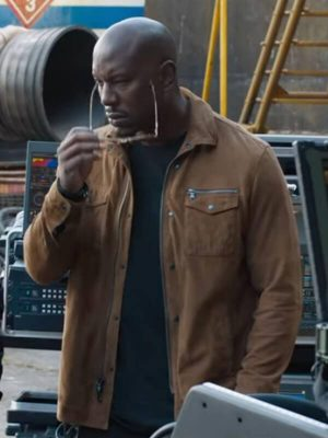 Tyrese Gibson Fast and Furious 9 Roman Pearce Jacket