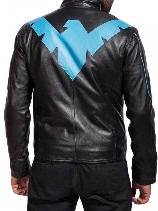 Nightwing-Batman-Arkham-Knight-Jacket