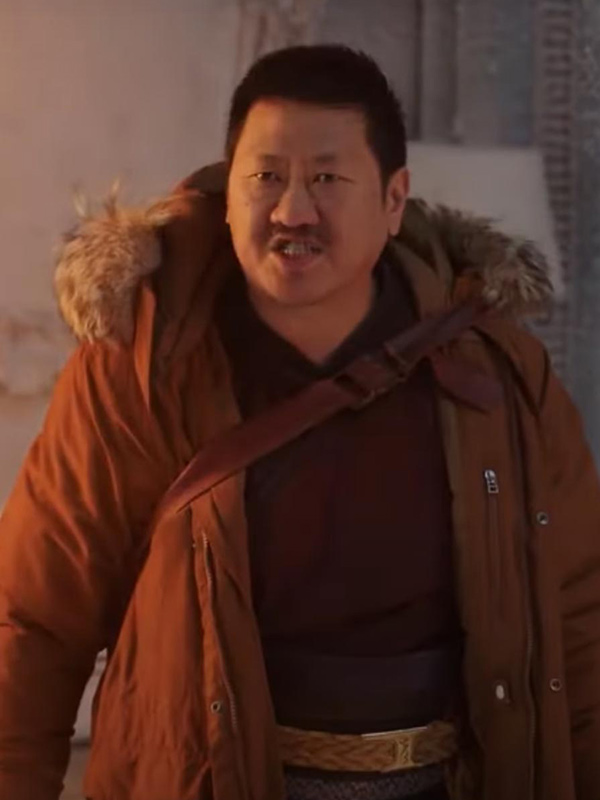 Wong Spider-Man: No Way Home Benedict Wong Jacket