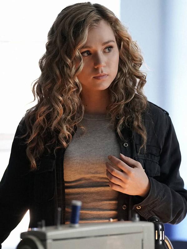 Stargirl Courtney Whitmore Black Jacket