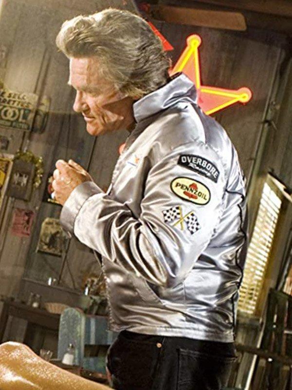 Stuntman Mike Death Proof Movie Kurt Russell Jacket