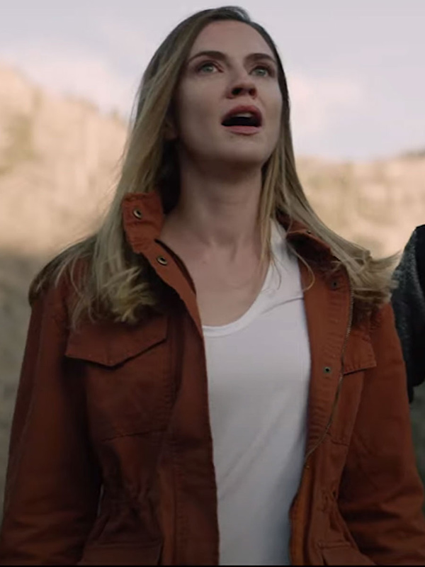 Superhost 2021 Sara Canning Cotton Jacket
