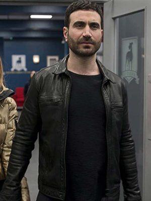 Brett Goldstein Black Jacket