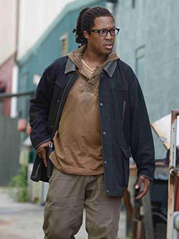 Corey Hawkings TV Series The Walking Dead Heath Jacket