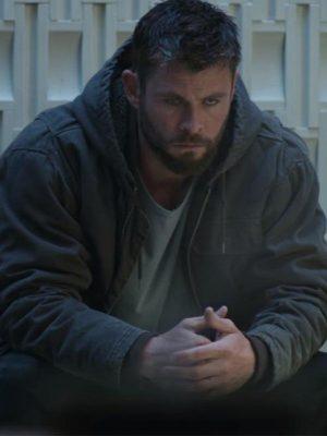 Chris Hemsworth Avengers Endgame 2019 Thor Cotton jacket