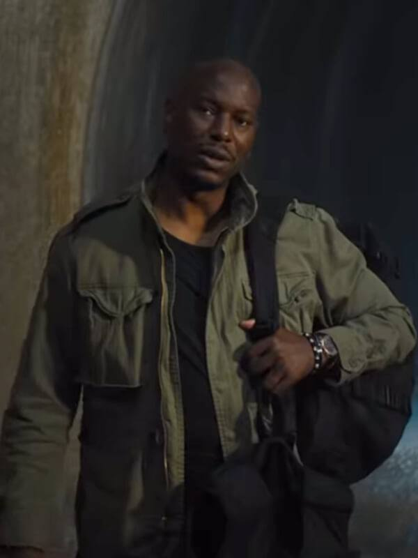 Roman Pearce Fast And Furious 9 Tyrese Gibson Cotton Jacket