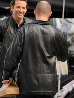 Andrew Howard Black Jacket