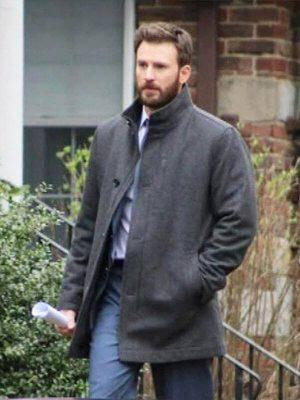 Andy Barber TV Series Defending Jacob S01 Chris Evans Coat