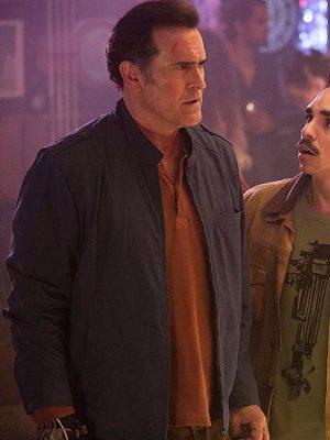 Bruce Campbell TV Series Ash vs Evil Dead Cotton Jacket