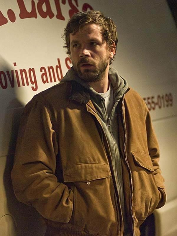 Belko Royce TV Series The Killing Brendan Sexton Jacket