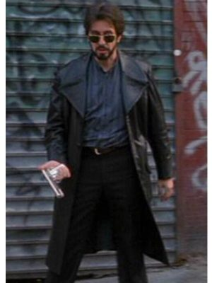 Al Pacino Carlito's Way Carlito Brigante Leather Coat