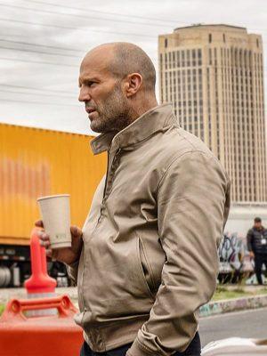 Wrath of Man 2021 Jason Statham Cotton Jacket