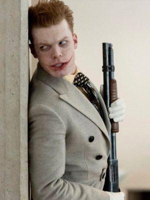 Jerome Valeska TV Series Gotham Cameron Monaghan Trench Coat