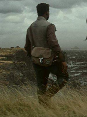 Finn Star Wars the Rise of Skywalker John Boyega Leather Vest