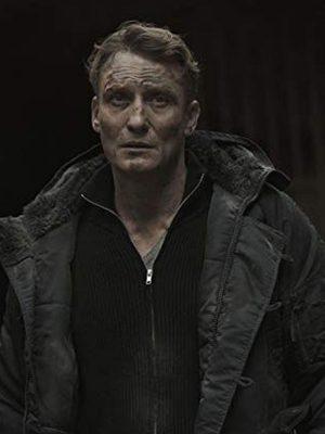 TV Series Dark Louis Hofmann Black Hooded Jacket