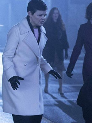 Mary Margaret Blanchard TV Series Once Upon a Time Ginnifer Goodwin Trench Coat
