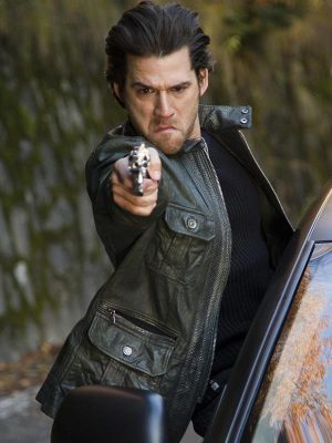 Johnny Whitworth Ghost Rider Ray Carrigan Leather Jacket