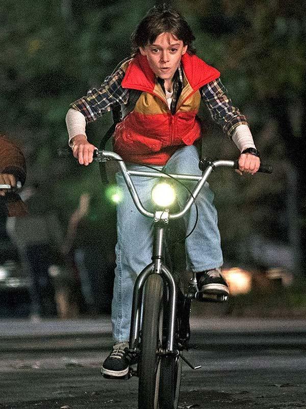 Will Byers Stranger Things Season 03 Parachute Vest