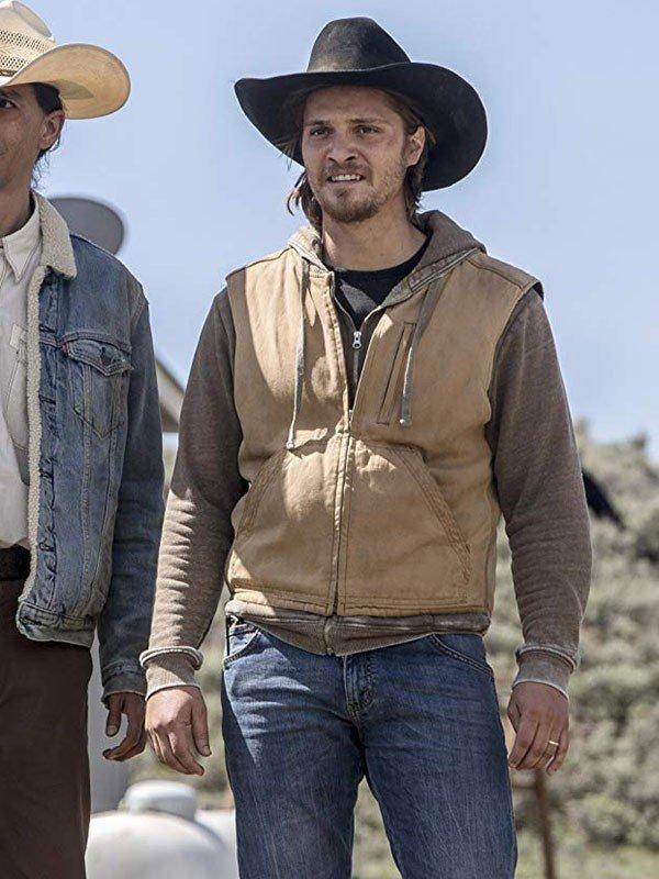 Luke-Grimes-Yellowstone-Cotton-Vest
